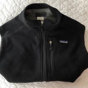 Men's fleece Patagonia vest